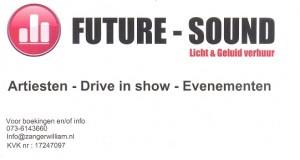 future geluid evenementen